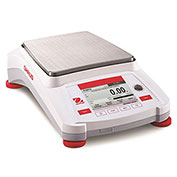 "Ohaus AX4202/E Adventurer Precision Balance With Manual Calibration 4200g x 0.01g 7-11/16"" x 6-7/8"""