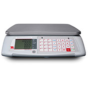 Ohaus Aviator 7000 Digital Price Computing Scale Dual Weigh 30lb x 0.01lb/15kg x 5g Max