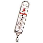 Ohaus 8004-MA Educational Pull Type Spring Scale-Grams/Ounces 4.4lb x 2 oz