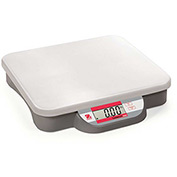 "Ohaus C11P75 AM Compact Bench Digital Scale 165lb x 0.1Lbs. 12"" x 10"" Platform"