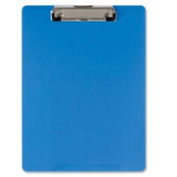 "Officemate® Recycled Acrylic Clipboard 1/2"" x 9"" Blue"