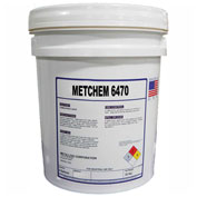 METCHEM 6470 Synthetic Fluid - 5 Gallon Pail