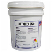 METKLEEN 2120 Cleaner Fluid - 5 Gallon Pail