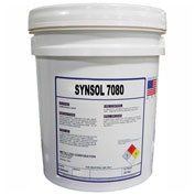 SYNSOL 7080 Semi-Synthetic Fluid - 5 Gallon Pail
