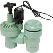 "Orbit® Irrigation 1"" FNPT Anti-Siphon Sprinkler Valve with Flow Control"