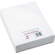"Oki® Premium Card Stock 52205603, 8-1/2"" x 11"", White, 250/Box"