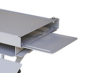 Ambidextrous Mouse Tray for 350306 Security Laptop Stand