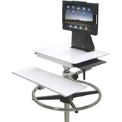 iPad Head Assembly for 350707 Omni Transport Stand