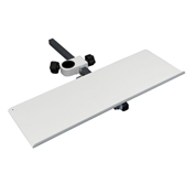 Omnimed® Articulating Keyboard Tray, White