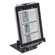 Omnimed® Adjustable Tablet Holder, Black