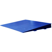 Optima 750 Series 5' x 4' Ramp for 5' x 5' Floor Digital Scale