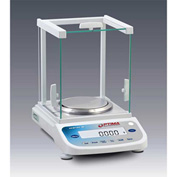 "Optima High Precision Balance 5100g x 0.01g 6-1/2"" x 7-5/16"""