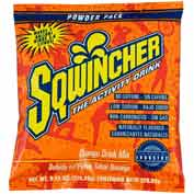 Sqwincher 1 Gallon Instant Powder Mix - Orange
