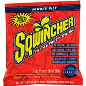 Sqwincher 1 Gallon Instant Powder Mix - Fruit Punch