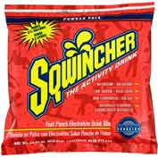 Sqwincher 2.5 Gallon Instant Powder Mix - Fruit Punch