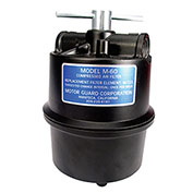 "Compressed Air Filter - 1/2"" (NPT) - Sub-Micronic - Plasma Machines"