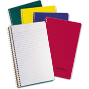 """Earthwise® by Oxford® Small Size Notebook 25447, 6""""x9-1/2"""", 150 Shts/Pad, 1 Pad/Pk"""