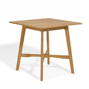 "Oxford Garden® Wexford 42"" Bar Table, Natural"