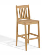 Oxford Garden® Wexford Bar Chair, Natural