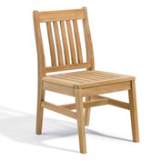 Oxford Garden® Wexford Side Chair, Natural