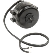 Morrill 10015, Cast Iron Unit Bearing Fan Motor - 16 Watts 115 Volts