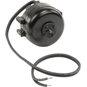 Morrill 10029, Cast Iron Unit Bearing Fan Motor - 9 Watts 230 Volts