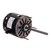 Century 7FD1056, Direct Drive Blower Motor 1075 RPM 277 Volts 1/2 HP