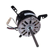"Century 9434A, 5-5/8"" Fleximount Indoor Blower Motor 277 Volts 1075 RPM 1/2 HP"