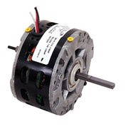 "Century 96, 5"" Shaded Pole Motor - 1050 RPM 115 Volts"