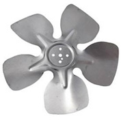 "6-3/4""Hubless Small Aluminum Fan Blade - Ccw Rotation - Min Qty 8"