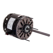 "Century BD1106, 5-5/8"" Direct Drive Blower Motor - 208-230 Volts 1075 RPM"