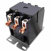 Packard C340B Contactor - 3 Pole 40 Amps 120 Coil Voltage