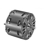 "Fasco D107, 3.3"" Shaded Pole Open Motor - 208-240 Volts 600 RPM"