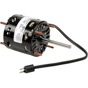 "Fasco D1124, 3.3"" Shaded Pole Open Motor - 115 Volts 1550 RPM"