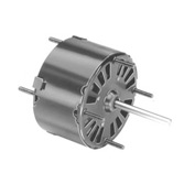 "Fasco D190, 3.3"" Shaded Pole Open Motor - 230 Volts 1500 RPM"