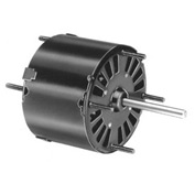 "Fasco D206, 3.3"" Shaded Pole Open Motor - 115 Volts 3000 RPM"