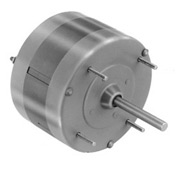 "Fasco D340, 5"" Shaded Pole Motor - 115 Volts 1050 RPM"