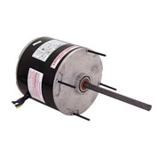 "Century F1106, 5-5/8"" Outdoor Ball Fan Motor 208-230 Volts 1075 RPM 1 HP"
