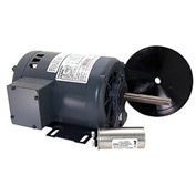 "Century FB1076, 6-1/2"" Outdoor Ball Fan Motor 208-230/460 Volts 1075 RPM 3/4 HP"