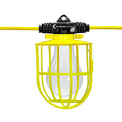 Hang-A-Light® 11108100 100 ft. String Light - Plastic Cages - NO BULBS 14/2 SJTW
