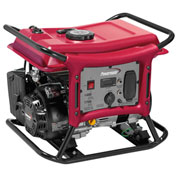 Powermate PC0141400, CX1400, Portable Generator, 1400W, Gasoline, Recoil Start, EPA/CSA