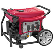 Powermate PC0145500, CX5500, Portable Generator, 5500W, Gasoline, Recoil Start, EPA/CSA