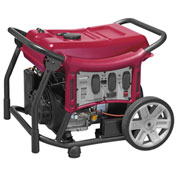 Powermate PC0146500, CX6500E, Portable Generator, 6500W, Gasoline, Electric/Recoil Start, EPA/CSA