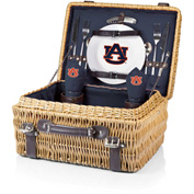 Champion Picnic Basket - Navy/Slate (Auburn University Tigers) Digital Print