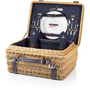 Champion Picnic Basket - Navy/Slate (University of Richmond Spiders) Digital Print