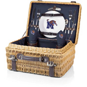 Champion Picnic Basket - Navy/Slate (University of Memphis Tigers) Digital Print