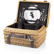 Champion Picnic Basket - Black (Chicago White Sox) Digital Print