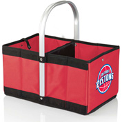 Urban Basket - Red (Detroit Pistons) Digital Print