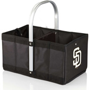 Urban Basket - Black (San Diego Padres) Digital Print