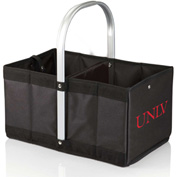 Urban Basket - Black (University of Nevada Las Vegas rebels) Digital Print
